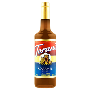 Syrup Caramel 750ml, Torani