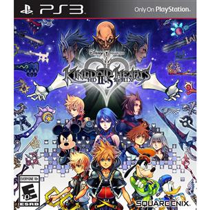 PS3 mäng Kingdom Hearts HD 2.5 Remix