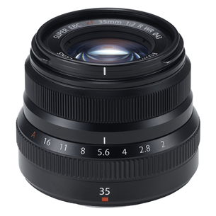 Objektiiv Fujifilm XF 35mm f/2.0 R WR