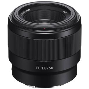 Objektiiv Sony FE 50mm f/1.8