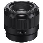 Объектив Sony FE 50мм f/1.8