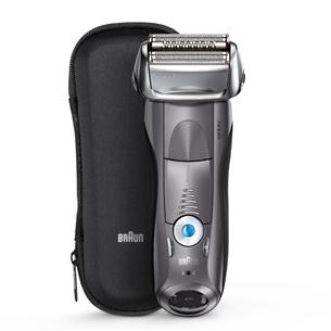 Shaver Series 7 + case, Braun / Wet & Dry