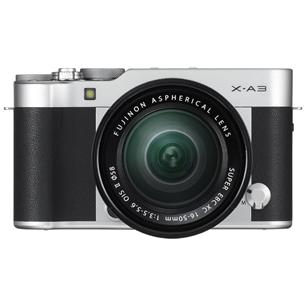 Hübriidkaamera Fujifilm X-A3 + XC 16-50mm