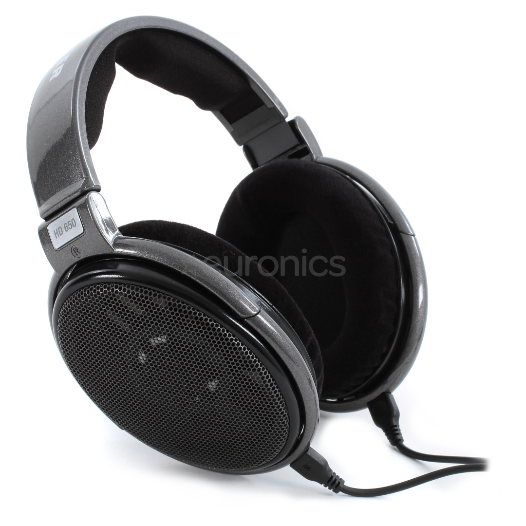 headphones sennheiser hd 650 009969. Black Bedroom Furniture Sets. Home Design Ideas