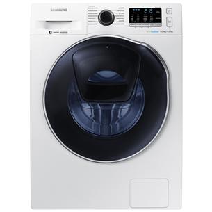 Pesumasin-kuivati, Samsung / pesukogus: 8kg / 6kg