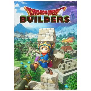 PS4 mäng Dragon Quest builders