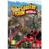 Arvutimäng RollerCoaster Tycoon World