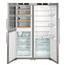 SBS külmik PremiumPlus, Liebherr / kõrgus: 185cm