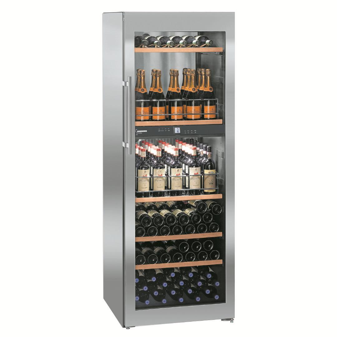 Wine cooler Liebherr Vinidor / height: 192cm, WTPES5972-20