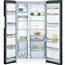 SBS-külmik NoFrost, Bosch / kõrgus: 175,6 cm