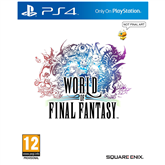 PS4 game World of Final Fantasy