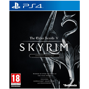 Игра для PlayStation 4, The Elder Scrolls V: Skyrim Special Edition