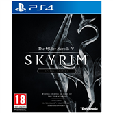PS4 mäng The Elder Scrolls V: Skyrim Special Edition