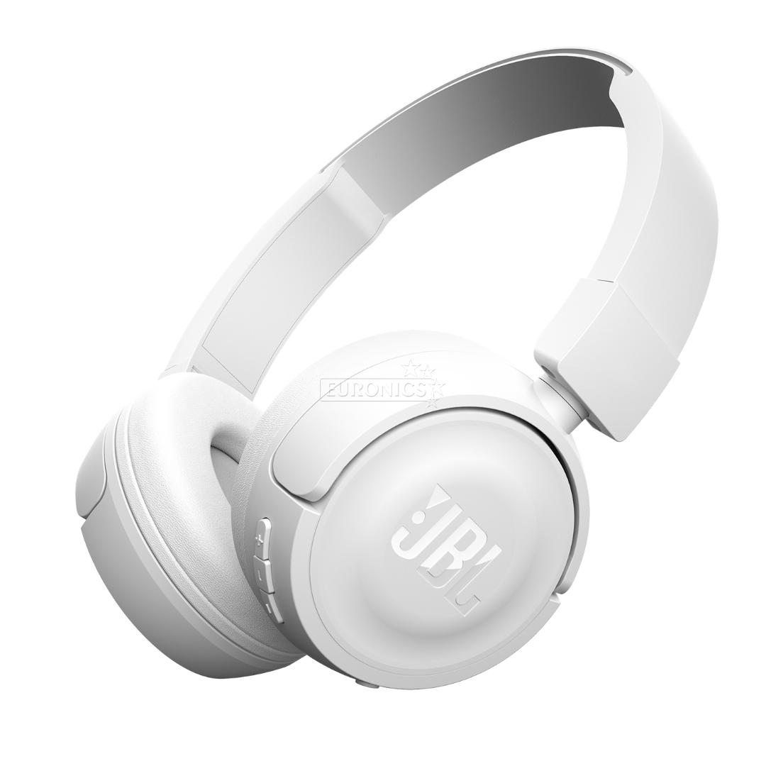 2401120e42a Juhtmevabad kõrvaklapid JBL T450, JBLT450BTWHT
