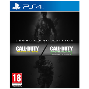 PS4 mäng Call of Duty: Infinite Warfare Legacy Pro Edition