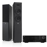 Stereo sound system JBL Arena 180 + Harman/Kardon HK 3770
