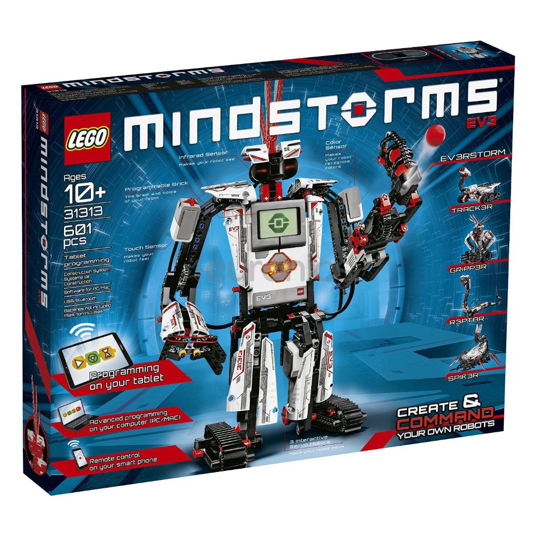 LEGO Mindstorms EV3 set