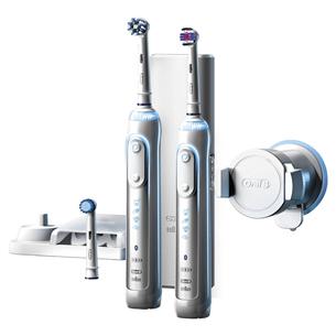 Elektriliste hambaharjade komplekt Braun Oral-B Genius 8900