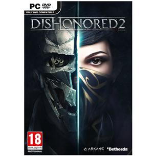 Arvutimäng Dishonored 2