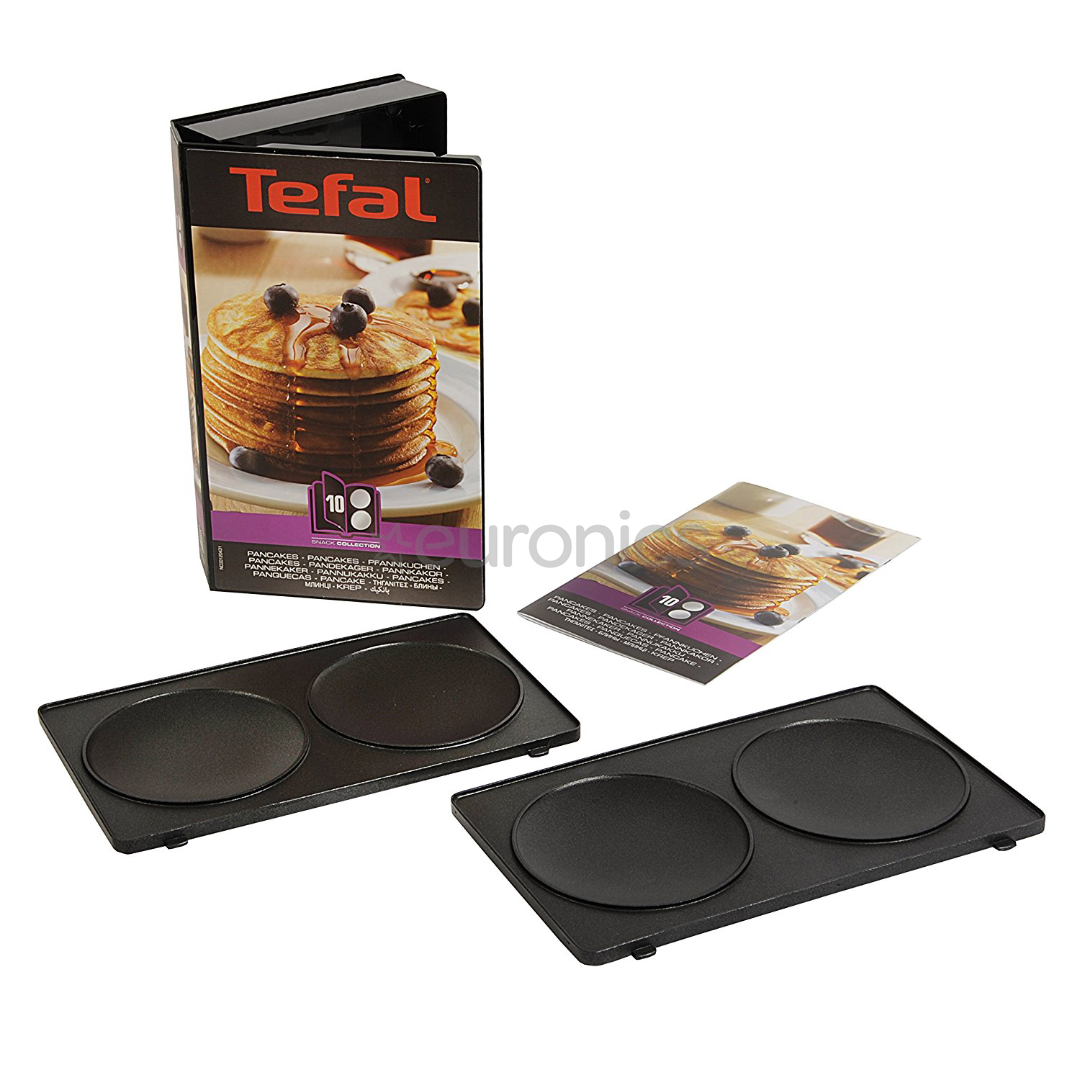 american pancake set for tefal snack collection xa801012. Black Bedroom Furniture Sets. Home Design Ideas