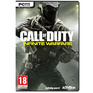 Arvutimäng Call of Duty: Infinite Warfare