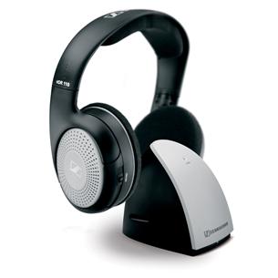 Juhtmevabad kõrvaklapid Sennheiser RS 110 II