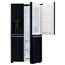 SBS-külmik NoFrost, LG / kõrgus: 179 cm