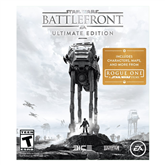 PS4 mäng Star Wars: Battlefront Ultimate Edition
