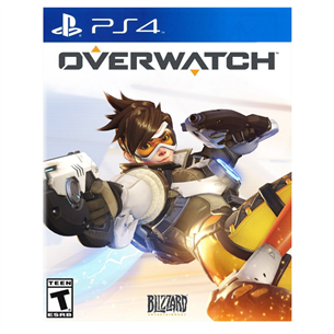 PS4 mäng Overwatch