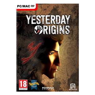 Arvutimäng Yesterday Origins