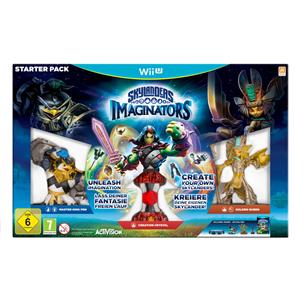 WiiU mäng Skylanders Imaginators Starter Pack