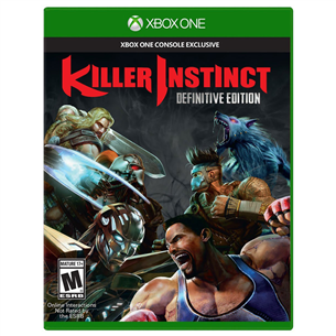 Xbox One mäng Killer Instinct Definitive Edition