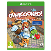 Xbox One mäng Overcooked: Gourmet Edition