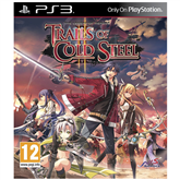 PS3 mäng Legend of Heroes: Trails of Cold Steel II