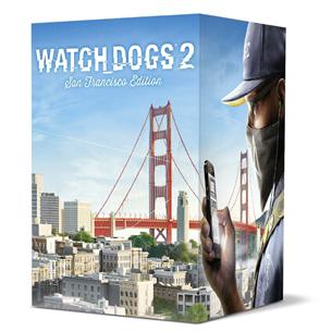Arvutimäng Watch Dogs 2 San Fransisco Edition