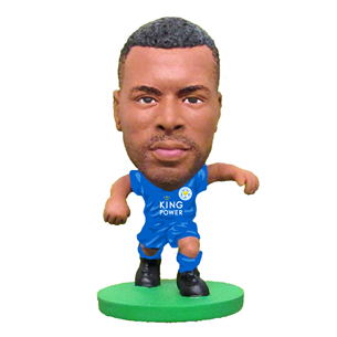 Kujuke Soccerstarz Wes Morgan Leicester City