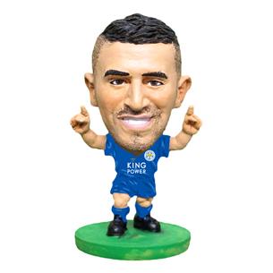 Figurine Riyad Mahrez Leicester City, SoccerStarz