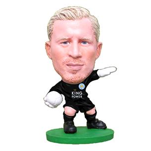 Kujuke Soccerstarz Kasper Schmeichel Leicester City