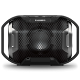 Kaasaskantav juhtmevaba kõlar Philips ShoqBox