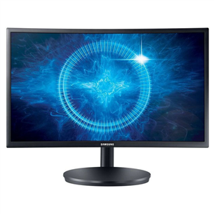 24 nõgus Full HD LED PLS-monitor Samsung