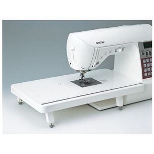 Wide table for sewing machine Brother