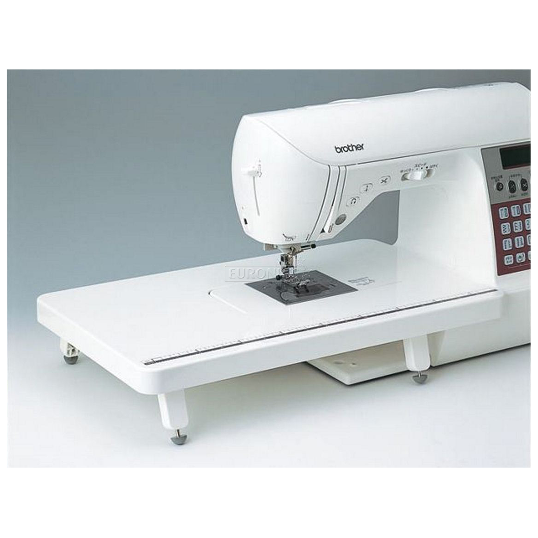 Wide table for sewing machine brother wt9 for Decor 99 sewing machine