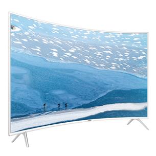 49'' nõgus Ultra HD LED LCD-teler Samsung