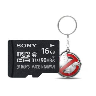 microSD mälukaart Sony SR-UYA Series (16 GB)