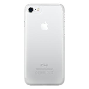 Disainitav iPhone 7 matt ümbris Clear