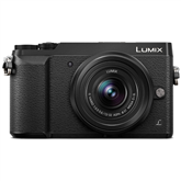 Hübriidkaamera Panasonic LUMIX DMC-GX80 + objektiiv LUMIX G VARIO 12-32mm