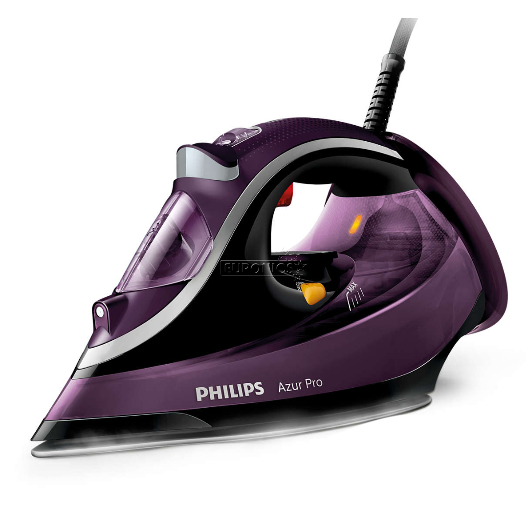 Steam Iron Philips Azur Pro Gc4887 30