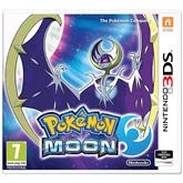 3DS mäng Pokemon Moon