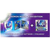 3DS mäng Pokemon Moon Fan Edition