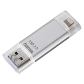 USB 3.0 -- Lightning mälupulk Hama (32 GB)